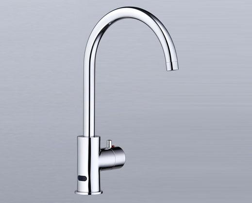 【麗室衛浴】國產精品 TAP-310 廚房 手自動感應式  水龍頭