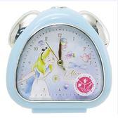 【愛麗絲時鐘】迪士尼 愛麗絲 時鐘 鬧鐘 日本正品 該該貝比日本精品 ☆