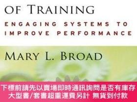 二手書博民逛書店Beyond罕見Transfer Of TrainingY255174 Broad, Mary L. John