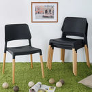 Homelike 韋勃北歐風餐椅-四入組...
