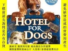 二手書博民逛書店Hotel罕見For Dogs-狗旅館Y346464 Duncan, Lois Scholastic US I