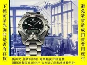 二手書博民逛書店TISSOT一家手錶廠的故事罕見德文版Y270328 Estel