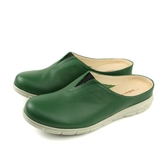 HUMAN PEACE 平底鞋 休閒鞋 懶人鞋 綠色 女鞋 no627
