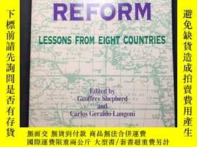 二手書博民逛書店TRADE罕見REFORM LESSONS FROM EIGHT