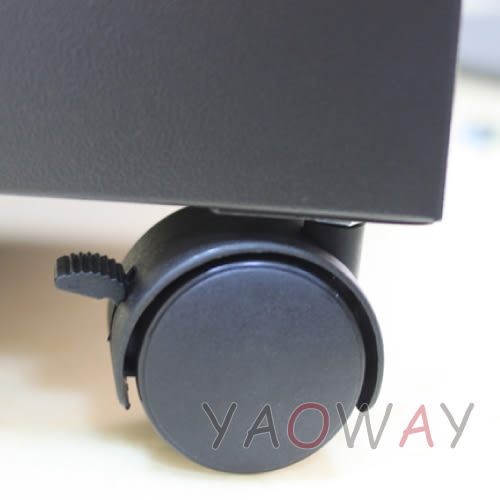 【耀偉】 防潮家 輪組-小『加購用不單賣』SW-01 (電子防潮箱/相機防潮箱/防潮櫃乾燥櫃)