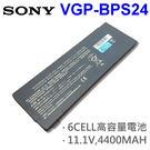 SONY 6芯 BPS24 日系電芯 電池 SVS15115 SVS15116 SVS15117 SVS15118 SVS15119 SVS15125 SVS15126 SVS15128 VGP-BPS24
