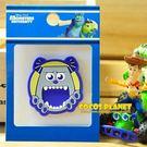 迪士尼磁鐵 怪獸大學 毛怪 冰箱磁貼 冰箱貼 磁鐵 造型磁鐵 COCOS GL055