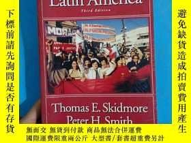二手書博民逛書店Modern罕見Latin America history of Latin AmericaY369774 T