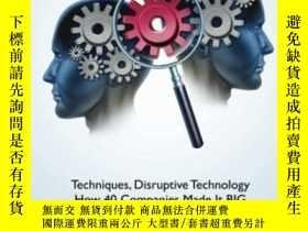 二手書博民逛書店Growth罕見Hacking Techniques, Disruptive Technology - How 4