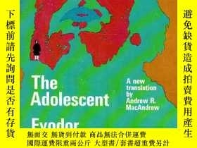 二手書博民逛書店The罕見Adolescent: A New Translati