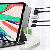 【WiWU】iPad Pro Type-C 5合1擴充轉接器-T5
