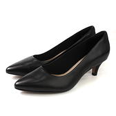 Clarks Linvale Jerica 尖頭低跟鞋 黑色 女鞋 GLF37208SD19 no011