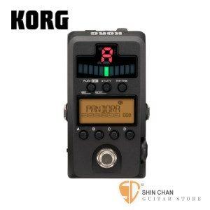 Korg Pandora stomp PX-ST 單顆型綜合效果器 (原廠公司貨/一年保固)【PXST】