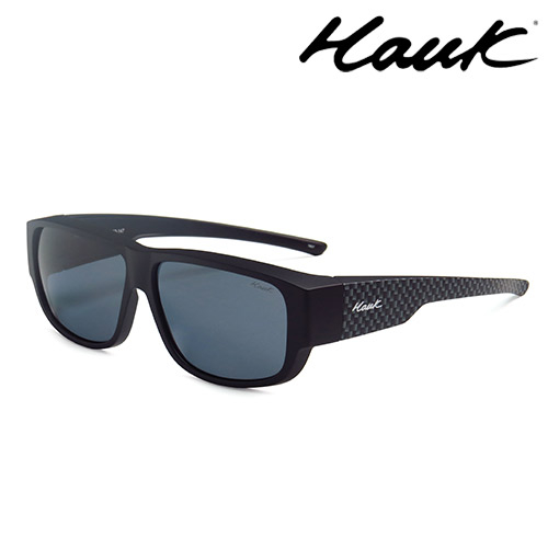HAWK偏光太陽套鏡(眼鏡族專用)HK1009-46
