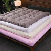 羊羔絨加厚雙人超軟床墊子褥子1.5m1.8m床2米1.2宿舍墊被學生家用【快速出貨】