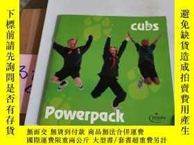 二手書博民逛書店cubs罕見PowerpackY246305 見圖 見圖 ISBN:9780851653266