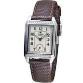 Rosemont 戀舊系列 時尚腕錶 TN002J-SW-BR