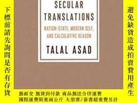 二手書博民逛書店Secular罕見TranslationsY364153 Talal Asad Columbia Univer