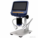 顯微鏡 安東星USB高清1000倍帶屏電子顯微鏡電路板手機主板維修工業顯微鏡 韓菲兒