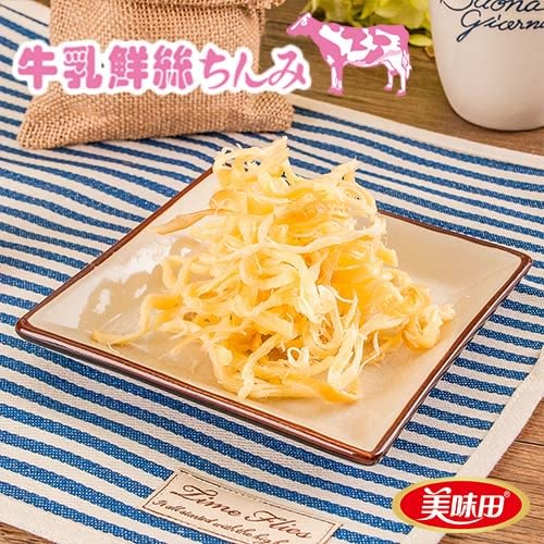 牛乳鮮絲 乳酪絲【原味】80g 美味田