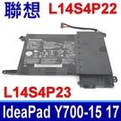 LENOVO L14S4P22 原廠電池 L14S4P23 IdeaPad Y700 Y700-15 Y700-17