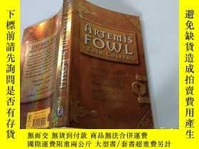 二手書博民逛書店Artemis罕見Fowl:阿特米斯奇幻歷險Y200392