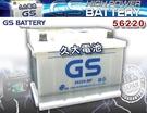 【久大電池】 GS 統力 汽車電瓶 加水式 56220 DIN60 62AH 歐洲車 汽車電池