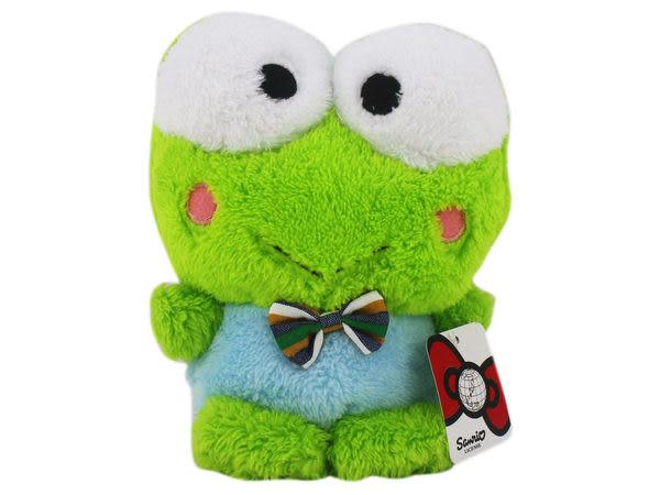 【卡漫城】Keroppi 大眼蛙 玩偶 ㊣版 青蛙 絨毛娃娃 約 18 cm 車用 吸盤