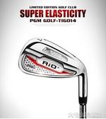 高爾夫球桿新款!PGM高爾夫球桿男士7號球桿不銹鋼桿頭初學練習鐵桿 大宅女韓國館YJT