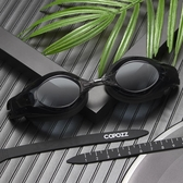 COPOZZ泳鏡高清防霧防水男女成人大框專業游泳眼鏡潛水鏡