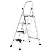 奧鵬梯子家用折疊梯人字梯加厚室內移動樓梯伸縮梯步梯多 扶梯