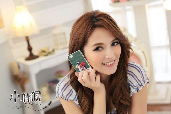 ☆小時候創意屋☆ 創意韓風 蘋果 APPLE IPHONE 5 ipjone5 專用 手機殼 保護殼 手機套 保護套