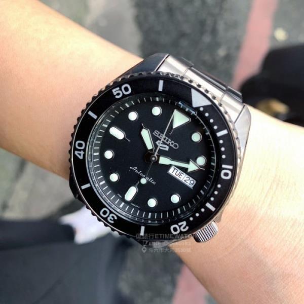 【南紡購物中心】Seiko 5 Sports次世代重生話題系列自動機械腕錶4R36-07G0SD/SRPD65K1公司貨