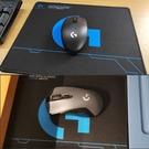 滑鼠墊 羅技超大加厚鎖邊鼠標墊G電競游戲LOL吃雞g502專用辦公鍵盤墊桌墊【快速出貨八折搶購】
