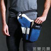 腿包戶外戰術男士腰包腿包EDC軍迷包腰包戰術包工具包腰腿包掛包 至簡元素