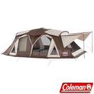 Coleman CM-36431 氣候達人帳2-Room Cocoon Ⅲ 一房一廳露營帳篷/透氣子母帳/防蚊帳/客廳帳