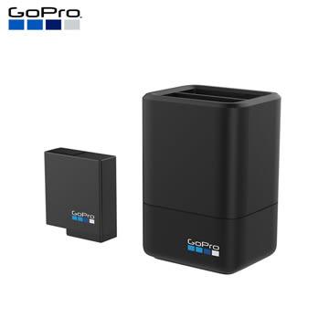 GoPro HERO5 HERO6 HERO7 雙電池充電器+電池 AADBD-001 【公司貨】