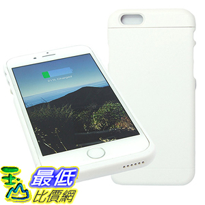[美國直購] BEZALEL BZL0251 Qi Charging Receiver Phone Case Charger Back iPhone 6/6s (4.7) 充電式 保護殼 手機殼