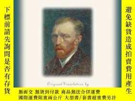 二手書博民逛書店Vincent罕見Van Gogh: His Spiritual Vision in Life and Art