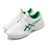 Asics 網球鞋 Court FF Novak Australian Open 白 綠 男鞋 澳洲網球公開賽 球王著用款 【ACS】 1041A089100