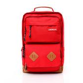 AIRWALK -【禾雅】韓系耀眼系列 - 最大可裝15吋筆電包/後背包 - 亮紅色