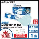 摩戴舒 MOTEX 摺疊型N95醫用口罩...