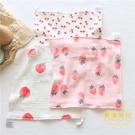 3條 紗布方巾新生嬰兒口水巾寶寶洗臉毛巾兒童手帕【輕奢時代】