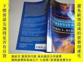 二手書博民逛書店The罕見Structure of Scientific Revolutions:50th Anniversary