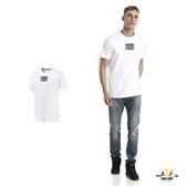 Puma Rebel 男 白色 短袖 上衣 基本系列 棉質 短T 圓領衫 短袖T恤 85240402