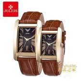女士錶皮帶韓國時尚手錶女簡約方形手錶石英錶女 雙12購物節