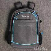 PS4收納包 主機手柄配件收納游戲機後背旅行保護便攜包背包 coco衣巷