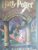 【書寶二手書T1/原文小說_ZDA】Harry Potter and the Sorcerer s Stone_J. K. Rowling