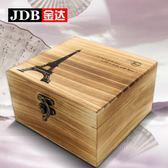推薦針線盒套裝家用風大號結婚木質手縫復古組合居家手工針線【雙12鉅惠】