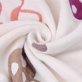 【雙十二】狂歡新生兒純棉紗布抱被浴巾 嬰兒包被春夏季空調蓋被寶寶包巾被子   易貨居